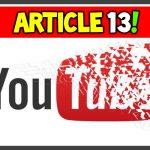 Parlamentul European da foc internetului, mass-media audiovizuala pauza