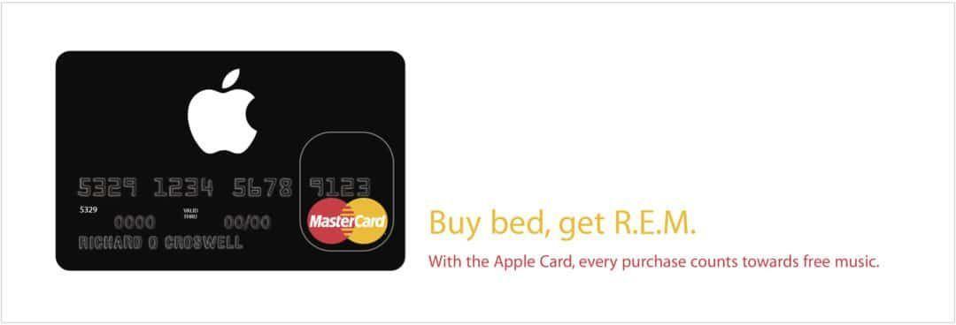 Cum e cardul de credit al Apple din 2004 gandit de Steve Jobs