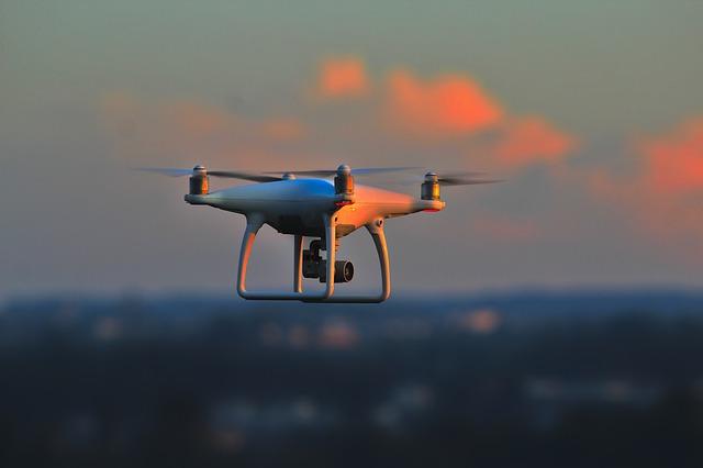 Cum vor putea dronele DJI sa detecteze avioane si elicoptere