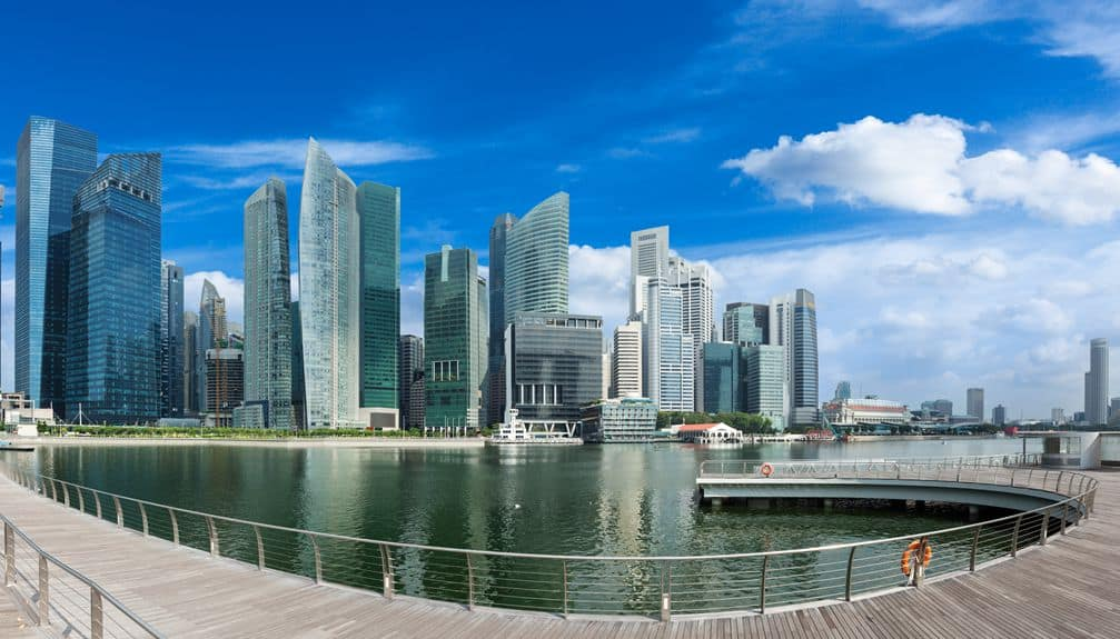 Singapore e printre putinele orase-stat de pe planeta