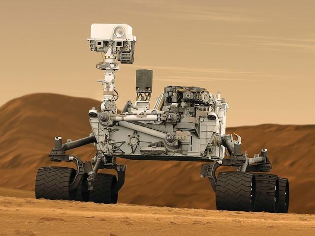 Ce semn de viata a descoperit pe planeta Marte roverul Curiosity al NASA