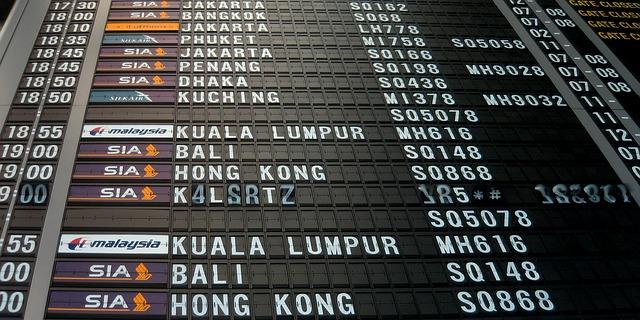 De ce aeroportul Changi din Singapore si-a inchis unele piste