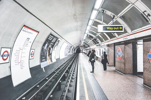 Metroul din Londra va primi asta pentru prima data. In 2020