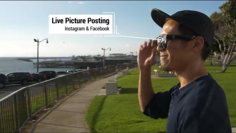 Ochelarii de soare inteligenti ai Trendloader sunt plini cu tehnologii