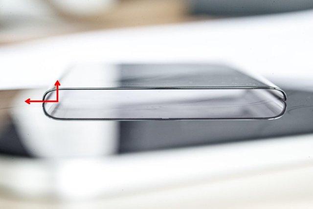 Smartphone-ul cu raport ecran suprafata frontala de peste 100%
