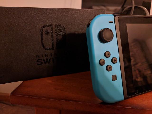 Ce autonomie a bateriei are noua consola de jocuri Nintendo Switch