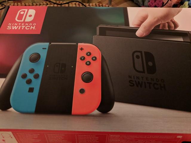 Ce infirma Nintendo legat de consola de jocuri Switch