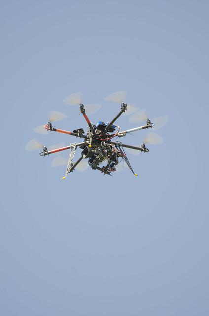 Ce nu au voie cei din SUA sa monteze pe drone