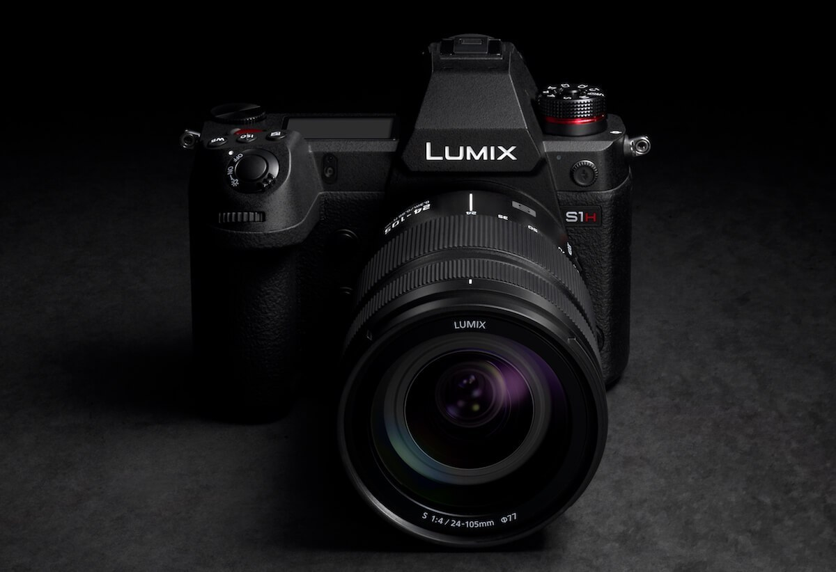 Ce pret are camera Panasonic Lumix S1H cu ventilator intern