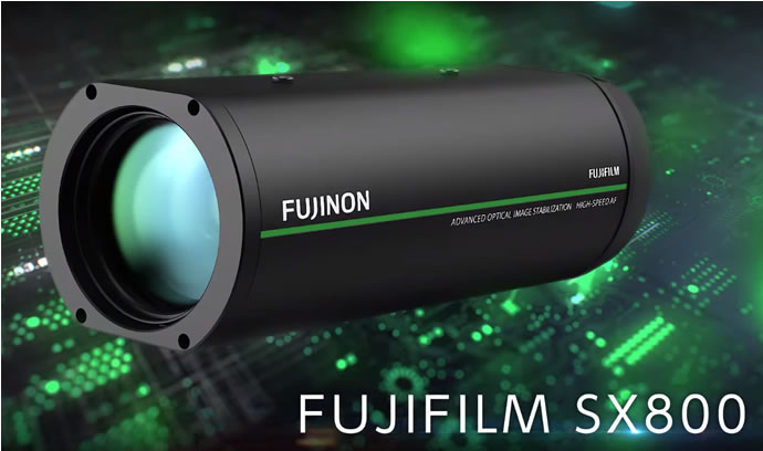Ce zoom optic nebunesc are prima camera de supraveghere a Fujifilm