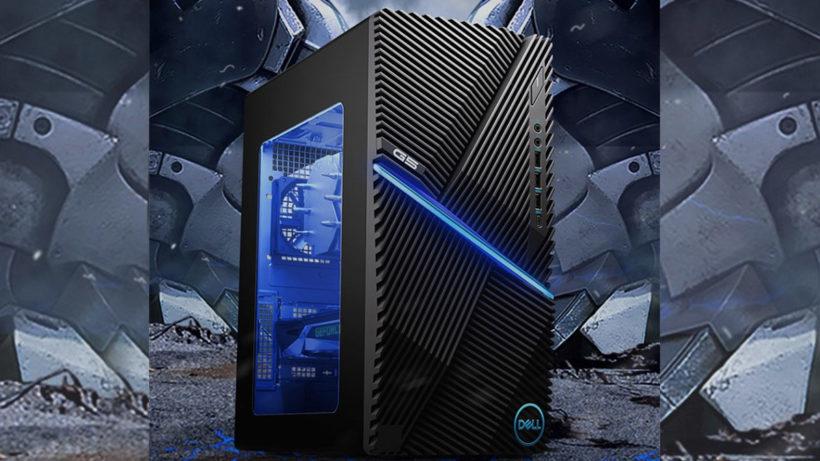 Cum e PC-ul Dell G5 Gaming Desktop si ce pret de pornire are