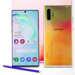 Cum e bestia de smartphone Galaxy Note 10 Plus al Samsung