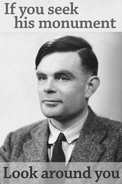 Cum va fi onorat Alan Turing de Banca Angliei