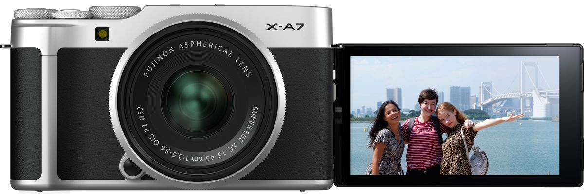 Ce pret si specificatii are noua camera Fujifilm X-A7