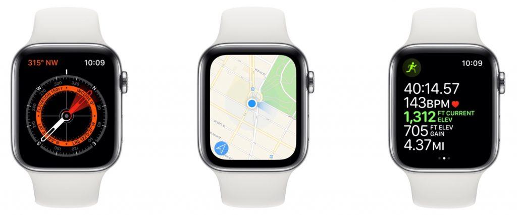 Ce trebuie sa stii neaparat despre busola lui Apple Watch Series 5