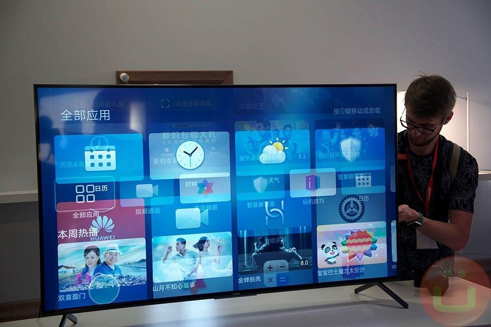 Cu ce premiere vin smart TV-urile Honor Vision ale Huawei