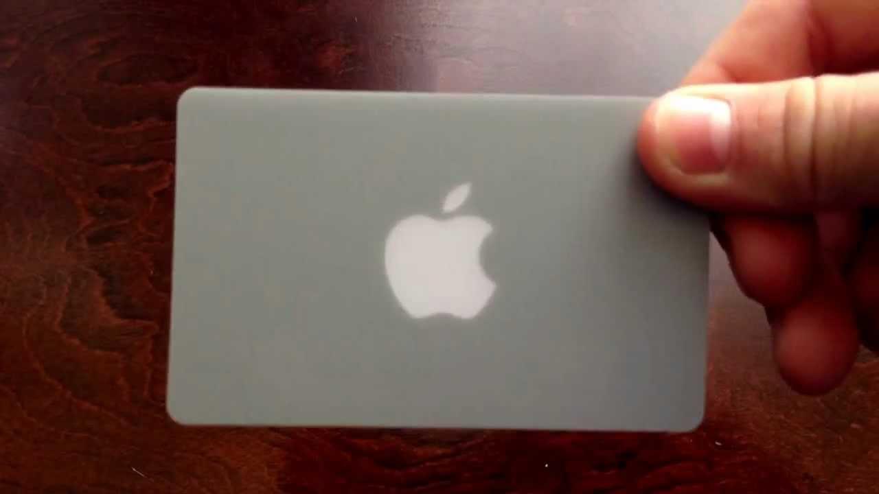 Cum poate fi transformat Apple Card intr-un cutit ascutit