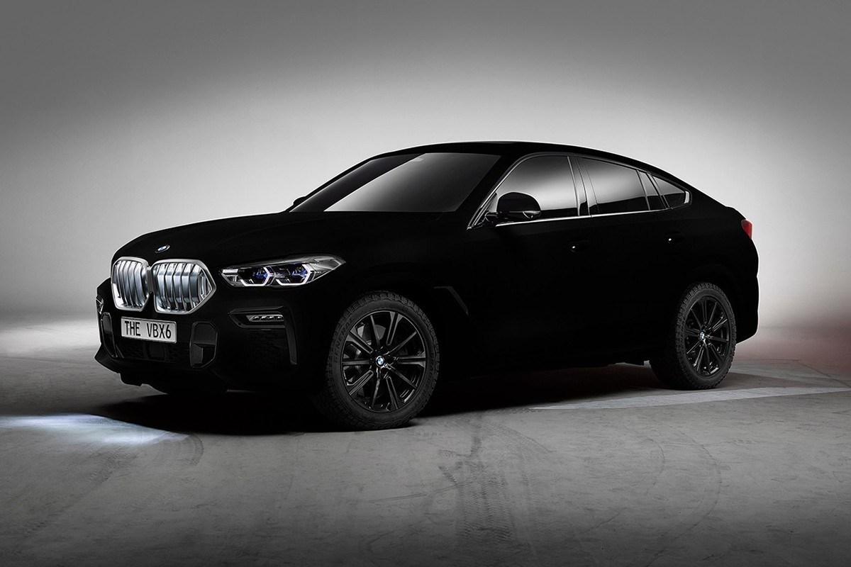 De ce aceasta e cea mai neagra masina din lume