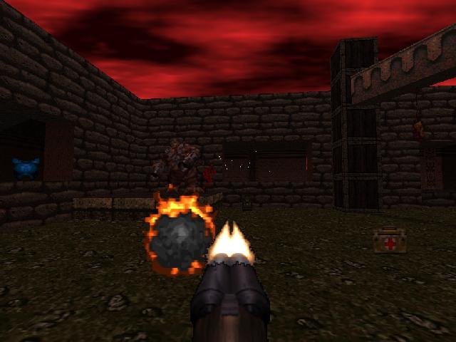 Jocul DOOM 64 se va relansa pe aceasta consola in curand