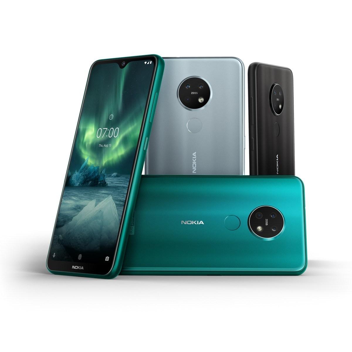 Nokia 7.2 si Nokia 6.2 sunt niste smartphone-uri ieftine cu specificatii bune