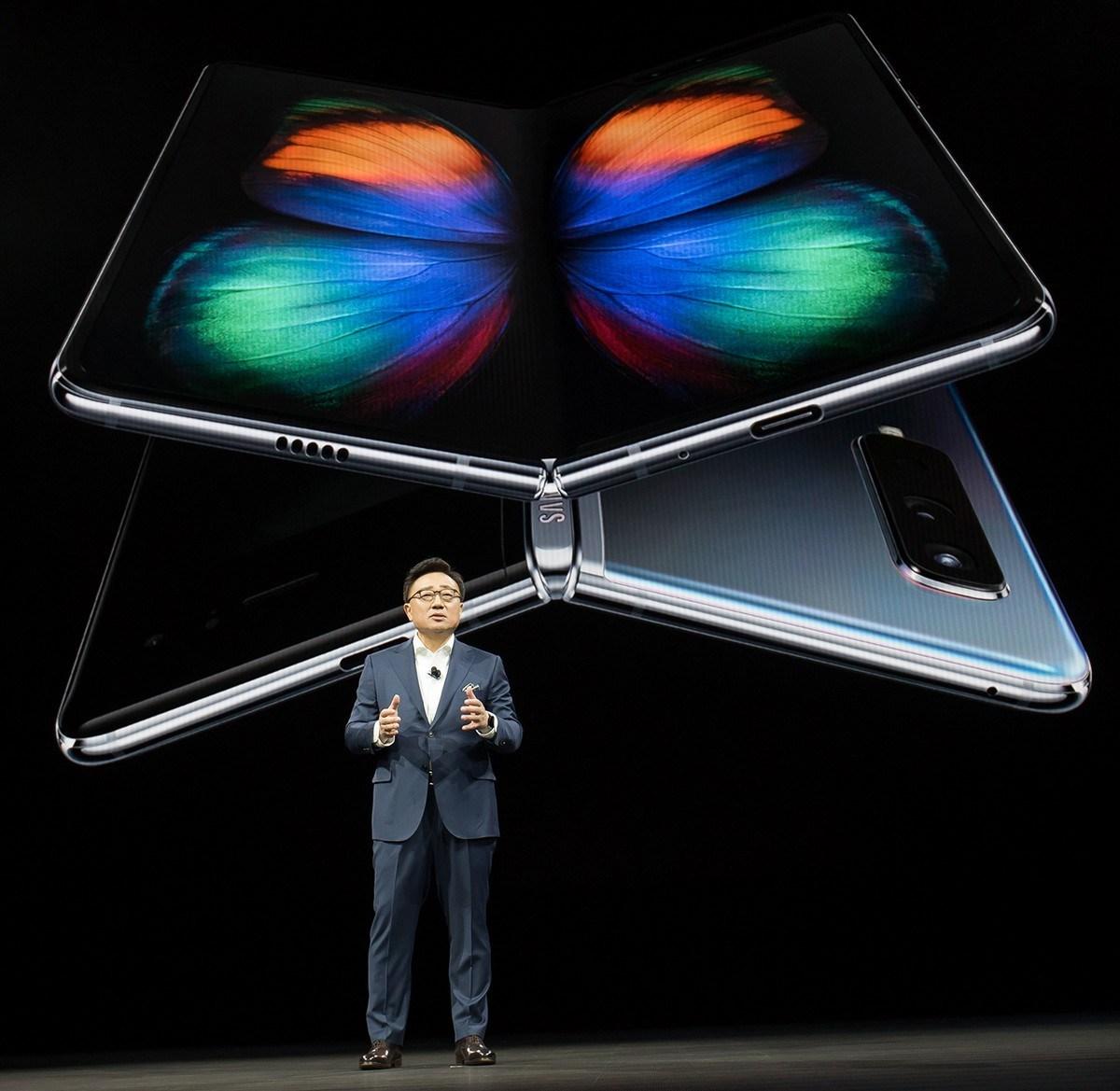 Tara in care smartphone-urile pliabile Samsung Galaxy Fold s-au vandut complet aproape imediat