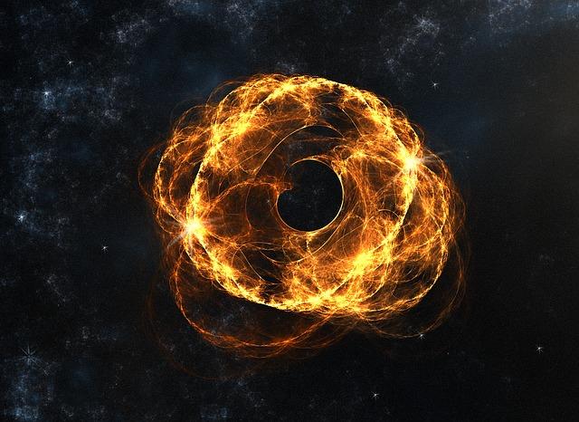 Vezi cum o gaura neagra distruge o stea uriasa, datorita NASA