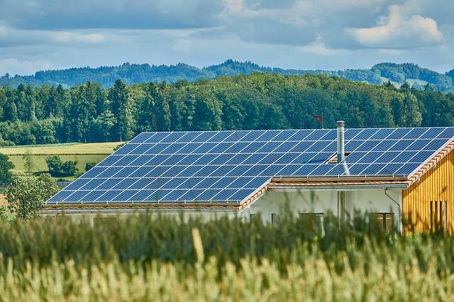 Acoperisurile solare care pot fi instalate in 8 ore