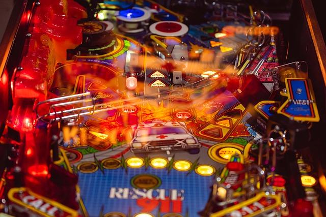 Cum e poate cel mai avansat aparat pinball din istorie