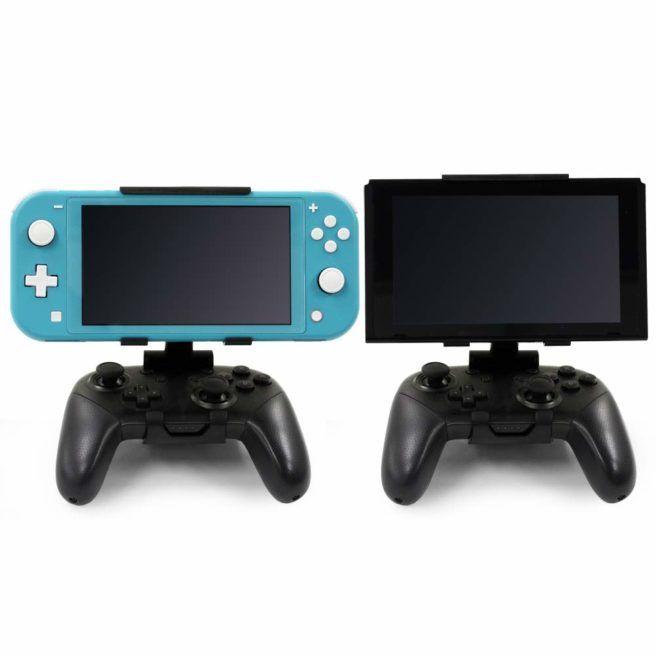 Ce pret are accesoriul care iti permite sa montezi consola de jocuri Switch pe Pro Controller