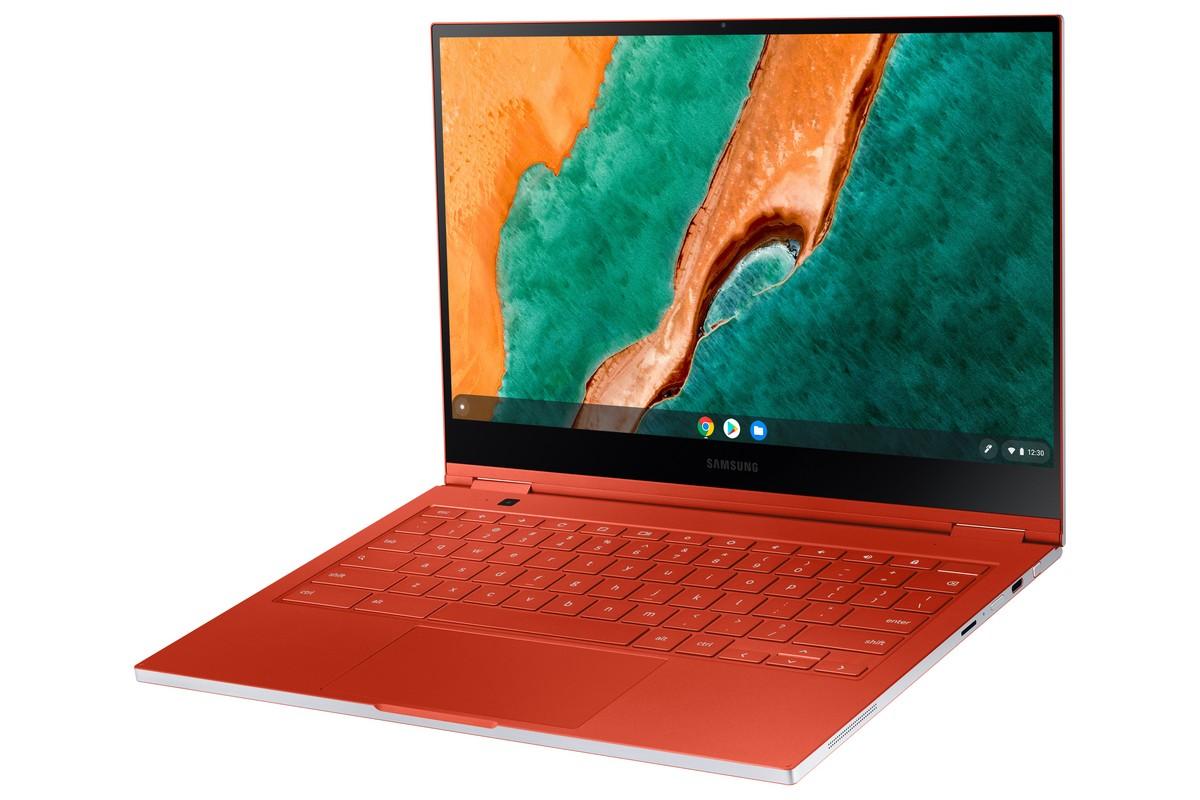 Ce pret are acest laptop Samsung Galaxy Chromebook aratos