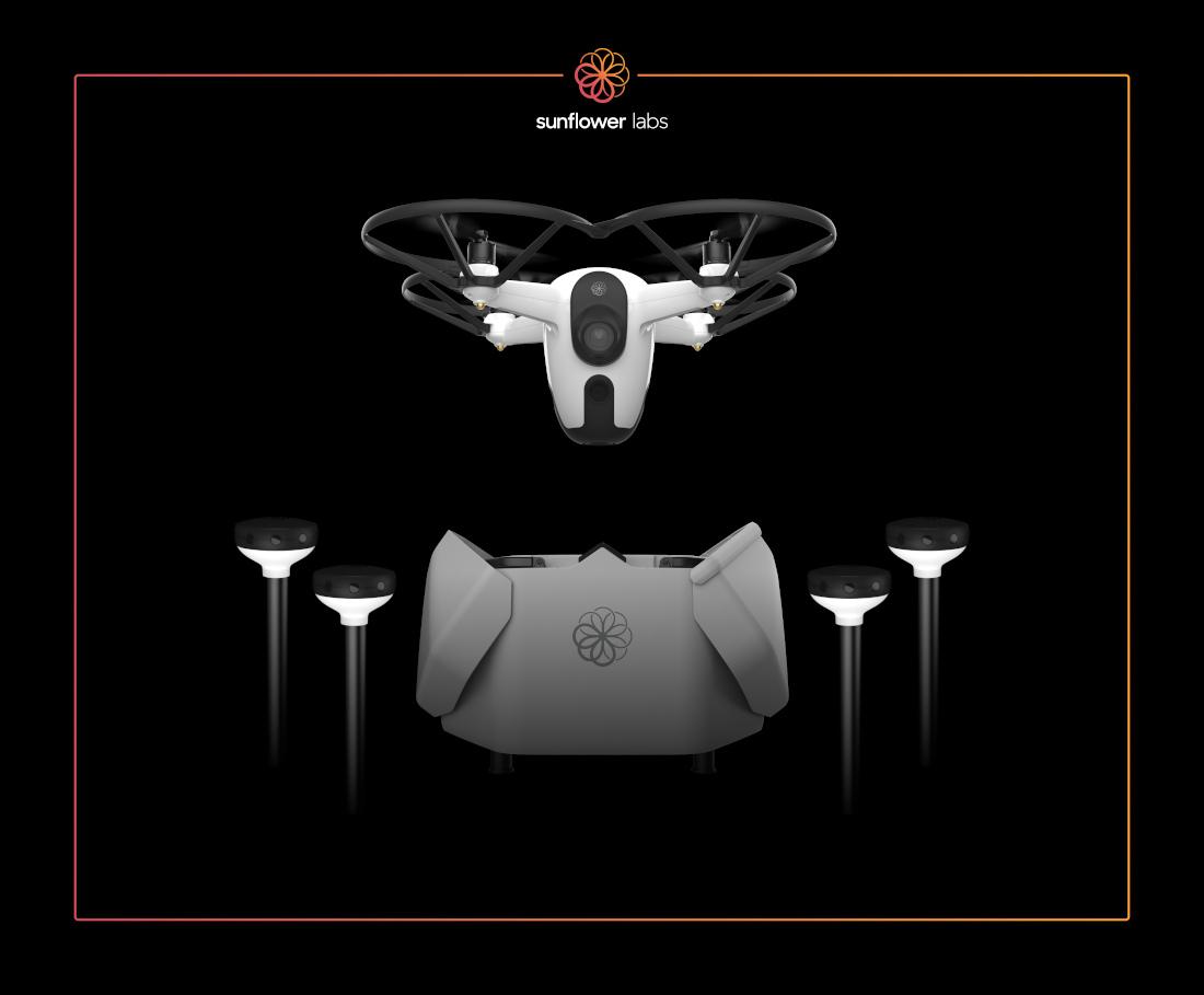 Pretul acestei drone de securitate autonoma pentru locuinte