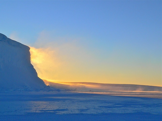 Antarctica n-a fost nicicand asa. Ce temperatura record s-a inregistrat acolo