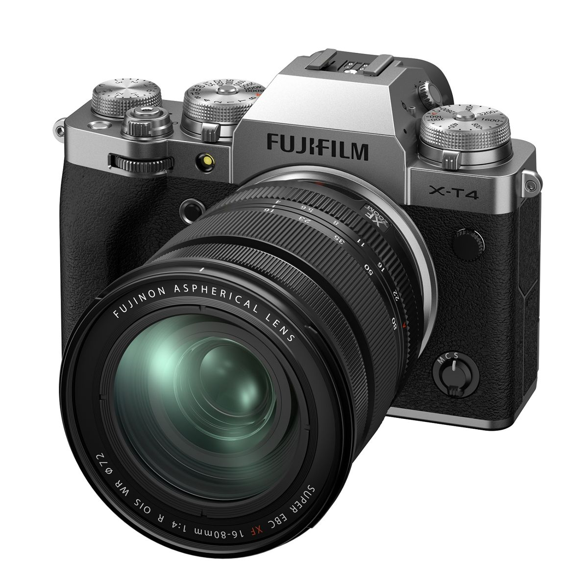 Ce pret are noua camera Fujifilm cu stabilizare de imagine integrata, X-T4