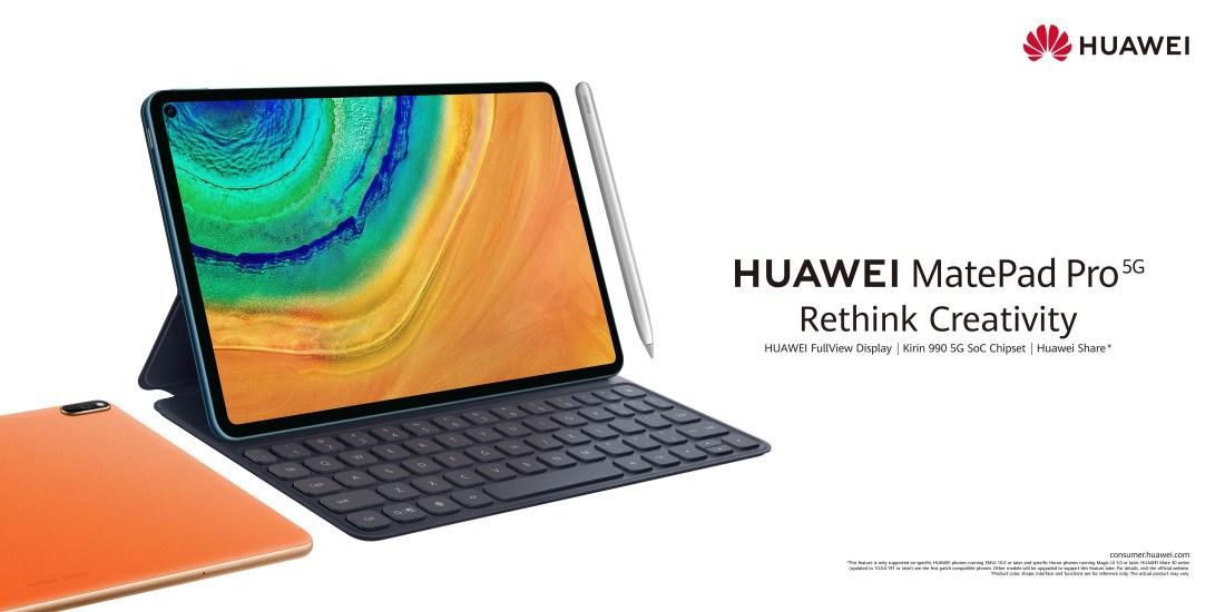 De ce Huawei MatePad Pro 5G e o tableta puternica ce rivalizeaza cu iPad Pro