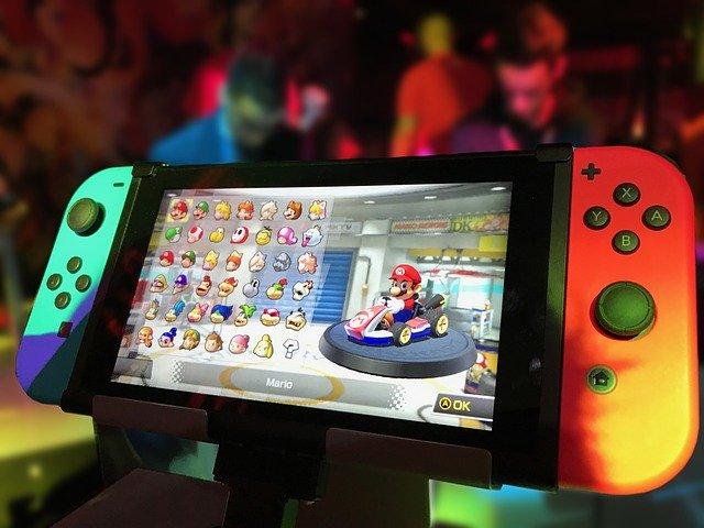 In ce aeroporturi vor aparea chioscuri Nintendo Switch
