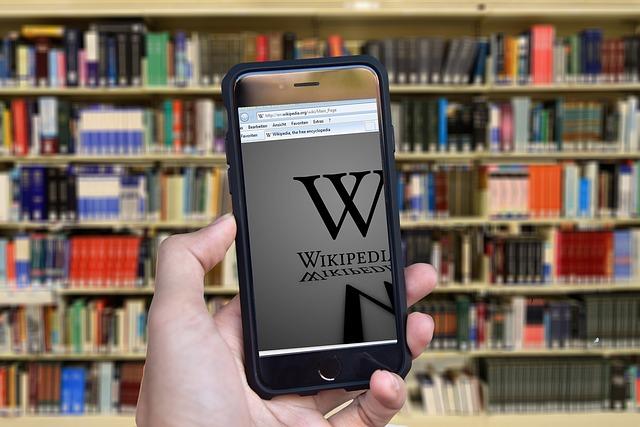 In ce scop enciclopedia Wikipedia va folosi AI