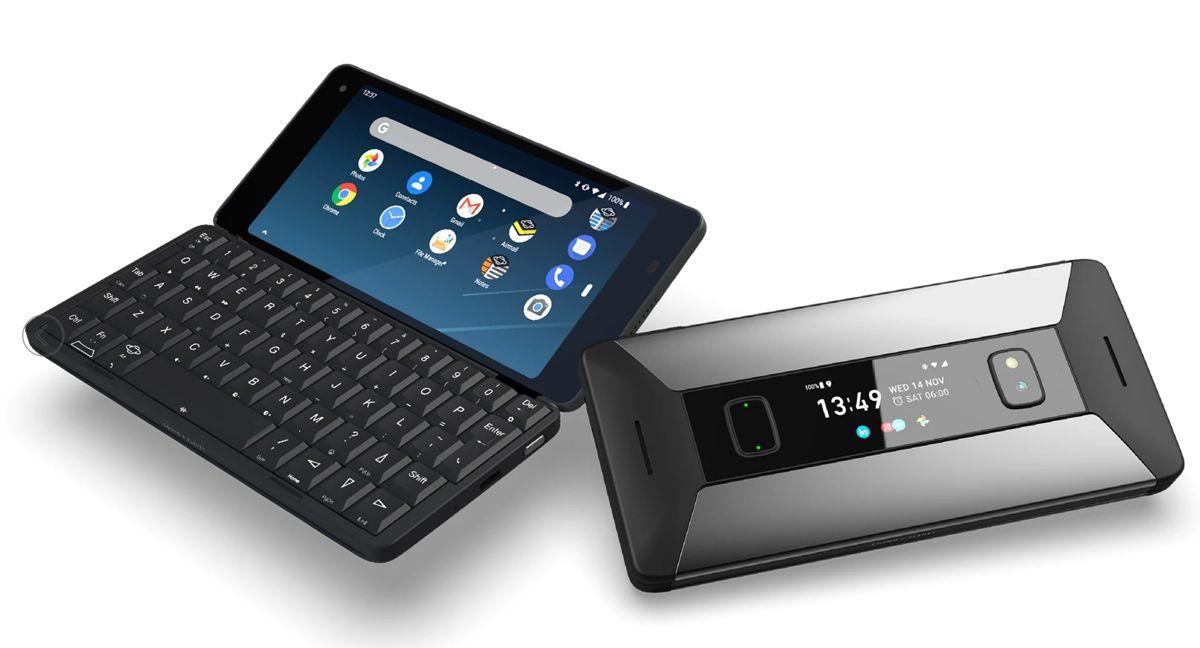 Pretul smartphone-ului ce poate rula Android si Linux simultan