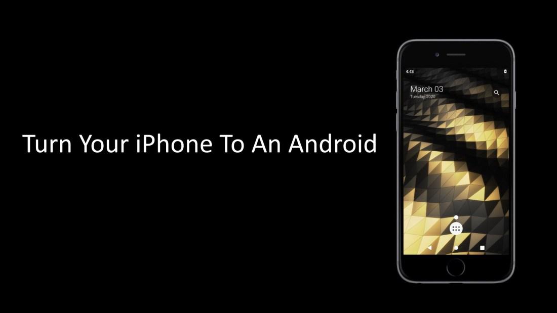 Pe ce iPhone-uri poti instala Android