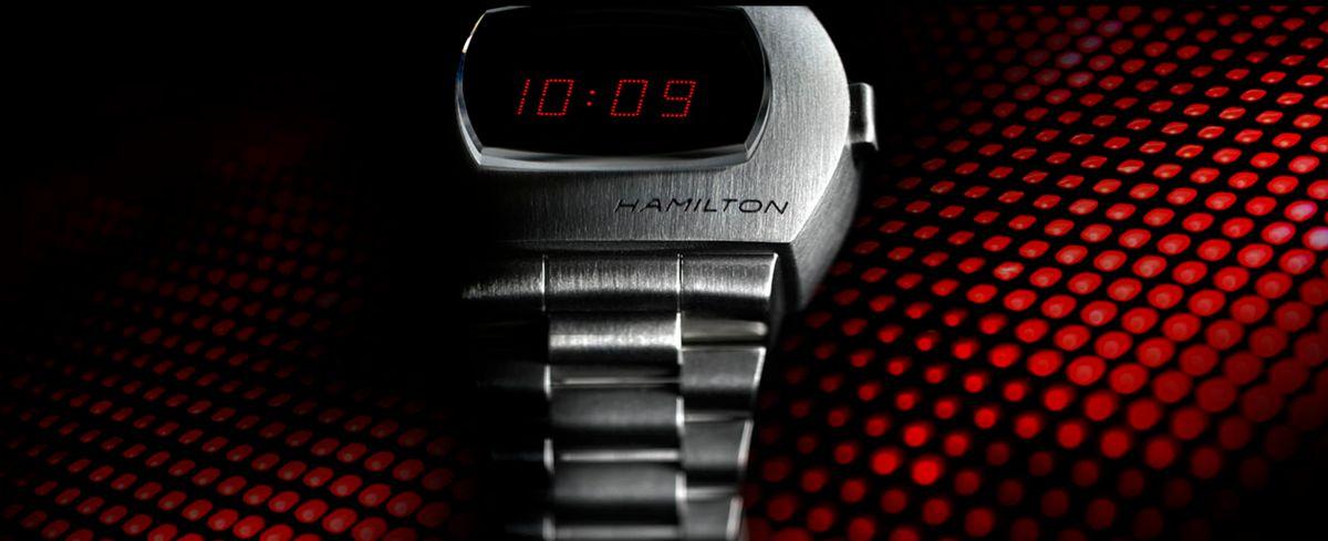 Preturile succesorului ceasului digital din 1972