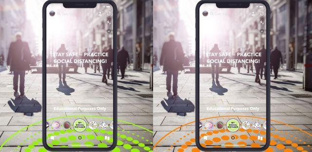Asa incurajeaza aplicatia Snapchat distantarea sociala, pe fondul coronavirusului Wuhan