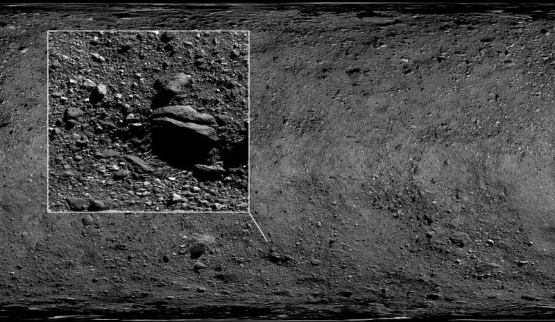 Ce asteroid a fost cartografiat la cea mai inalta rezolutie dintre toate corpurile ceresti din afara Pamantului