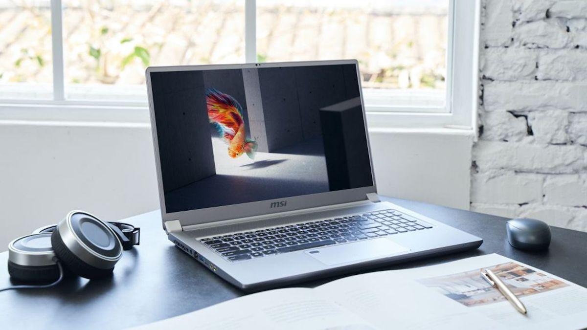 Ce pret are primul laptop din lume cu ecran mini LED, MSI Creator 17