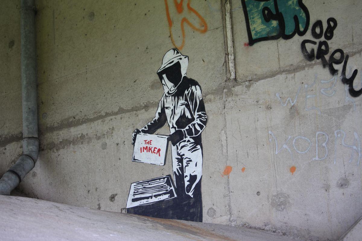 Cum se mentine un artist stradal productiv pe fondul coronavirusului Wuhan