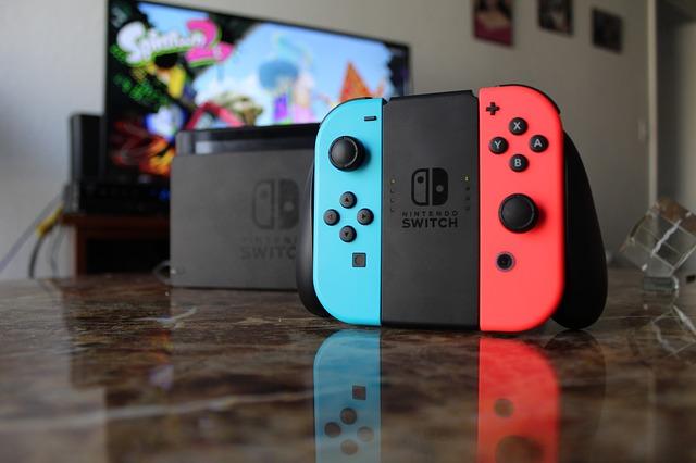 La ce noua consola Switch total diferita ar lucra Nintendo
