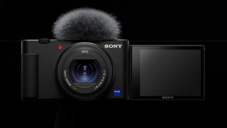 Ce pret are noua camera pentru vlogging, Sony ZV-1
