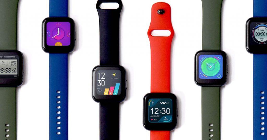 Ce pret au primul smartwatch si primele TV-uri Realme