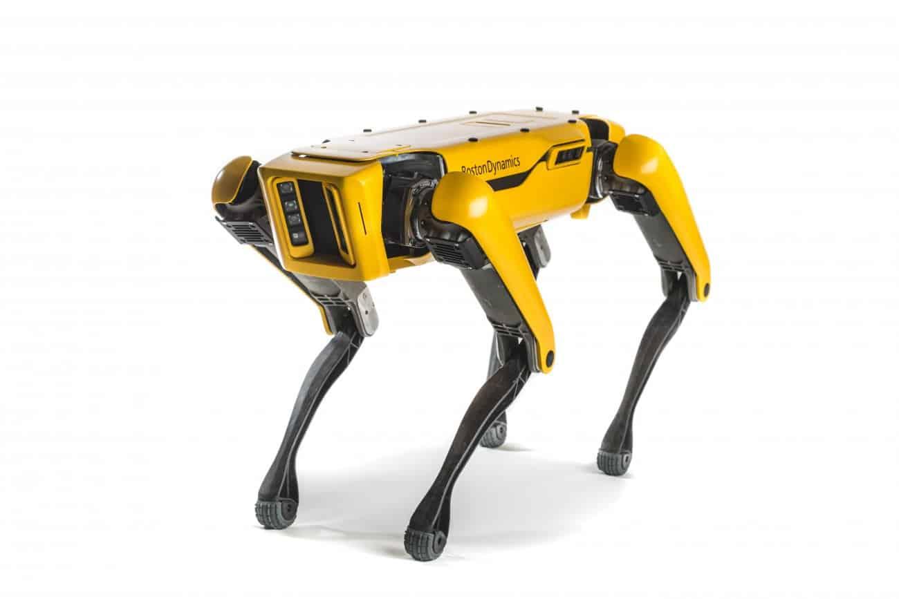 La ce e folosit robotul Spot in Singapore