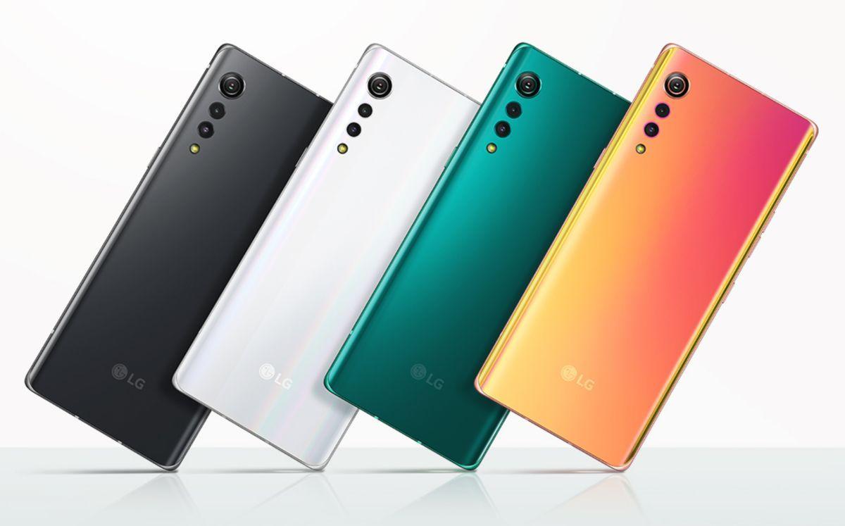 Smartphone-ul LG Velvet e oficial. Pret si specificatii