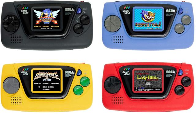 Ce pret au aceste console de jocuri extrem de portabile ale Sega