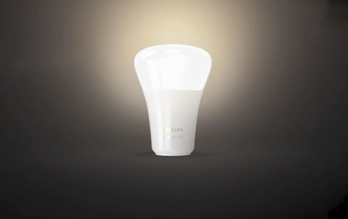 Ce pret au noile becuri inteligente Hue cu luminozitate dubla ale Philips